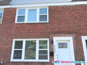 Main picture of Townhouse for rent in Baltimore, MD